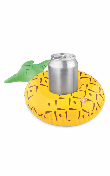 10. Mini Pina Inflatable Can Holder