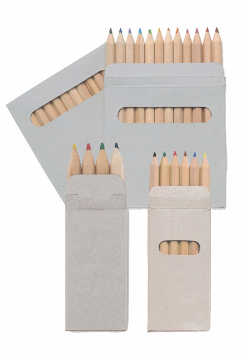32. Coloured Pencil Packs