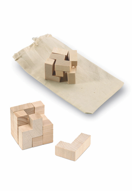 72. Trikesnats Wooden Puzzle