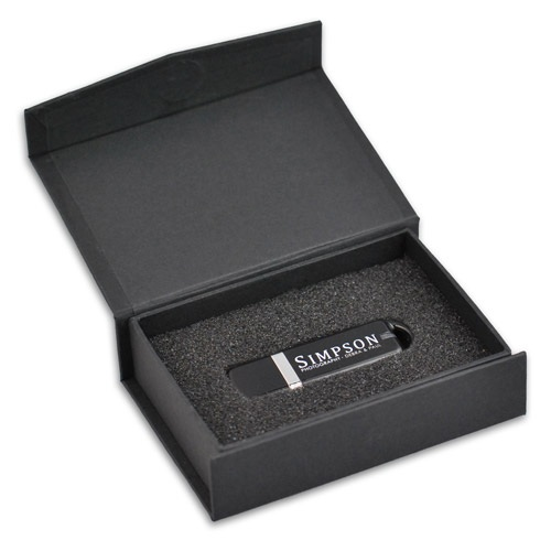 Black Card USB box
