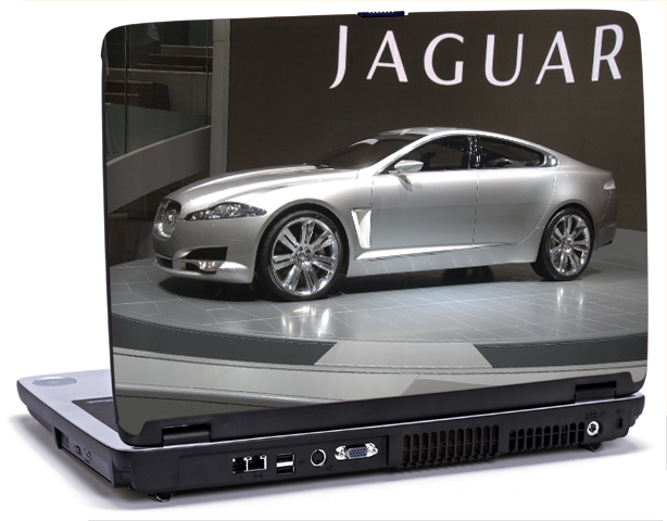 Jaguar Lapjack Laptop
