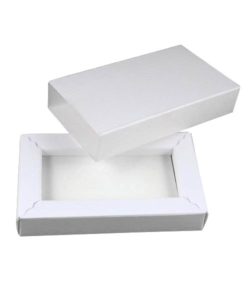 Slider card box for USB
